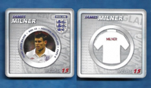England James Milner Aston Villa 15 (E)